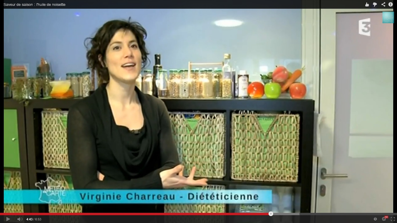 virginie charreau sur france 3